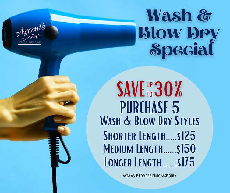 Blow Dry Special