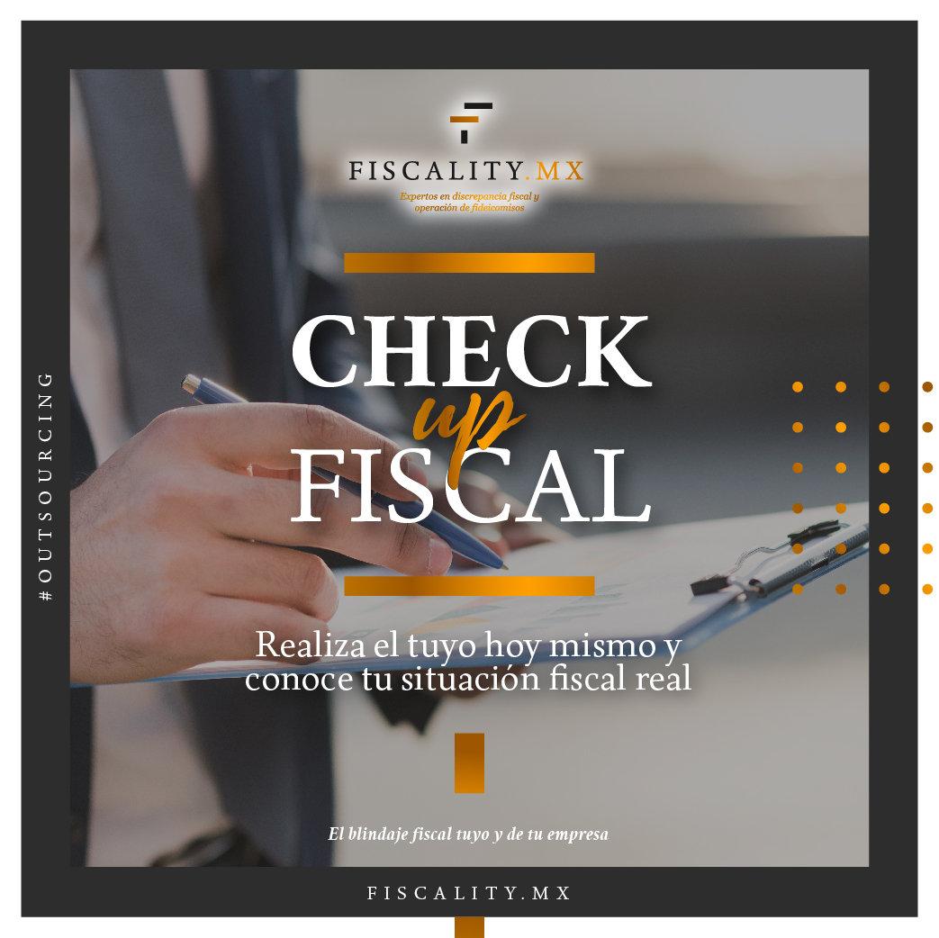 Check Up Fiscal Per.Físicas y Sociedades