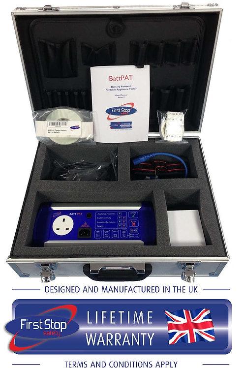 BattPAT PAT Tester Starter Kit