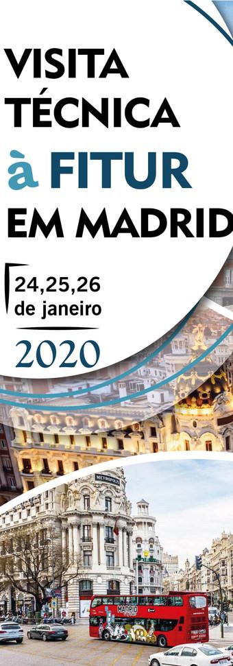 Visita técnica à FITUR (MADRID)