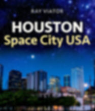 Houston Space City USA by Ray Viato