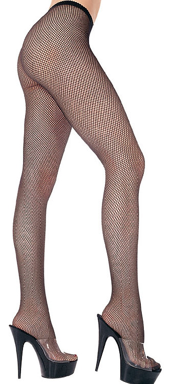 Seamless Fine Fishnet Panty Hose [ Leg Avenue / Music Leg]