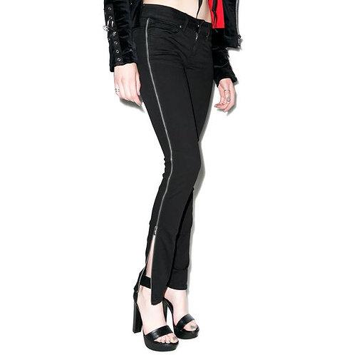 Tripp NYC - Side Zip Jeans