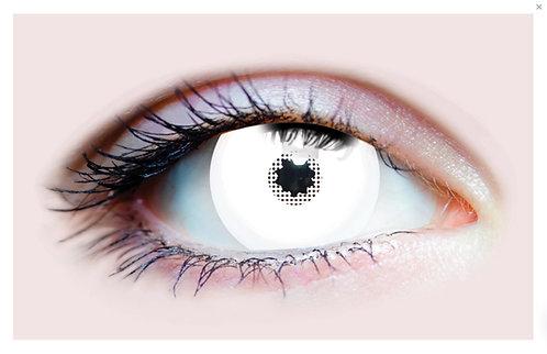 Eye Contacts - White Mini Sclara