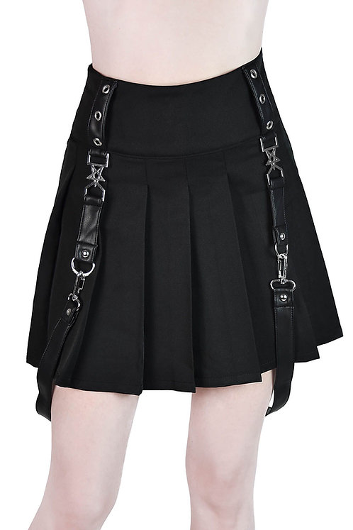 Killstar- Grave Daze Mini Skirt