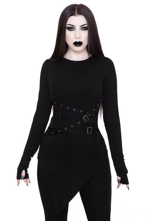 Killstar - Vampyre Long Sleeve Top
