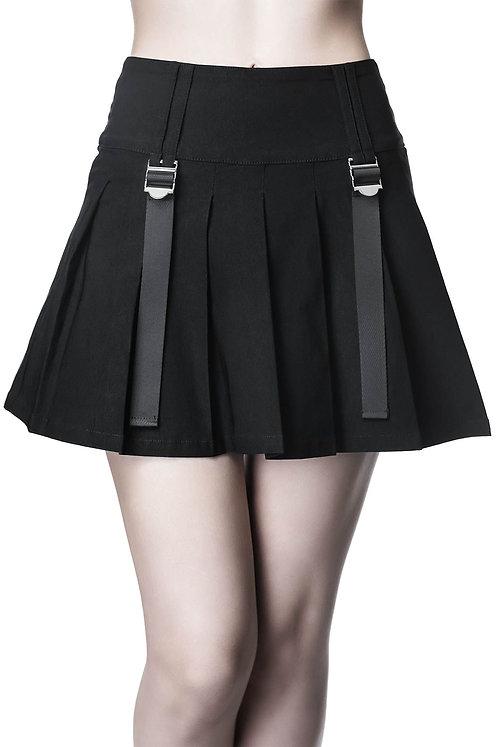 Killstar - Analog Mini Skirt