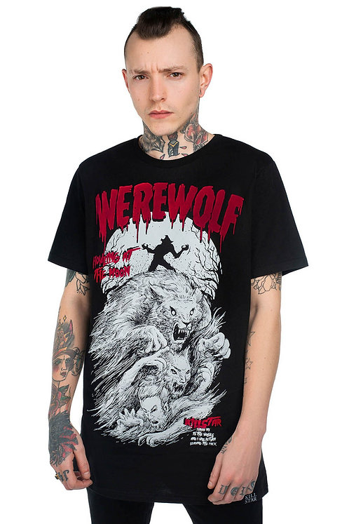Killstar - Werewolf T-shirt
