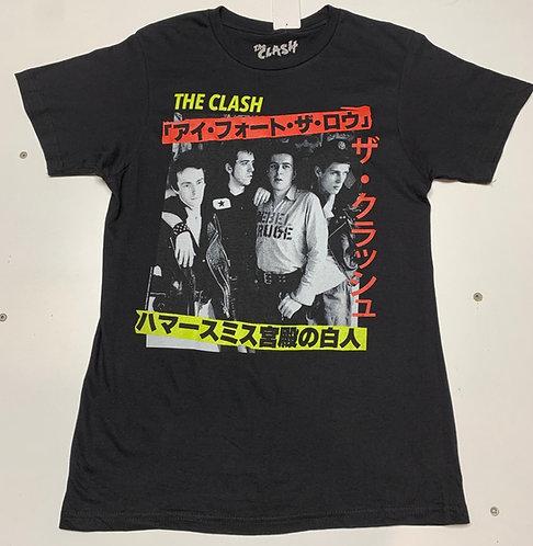 Music Band T-shirt - The Clash