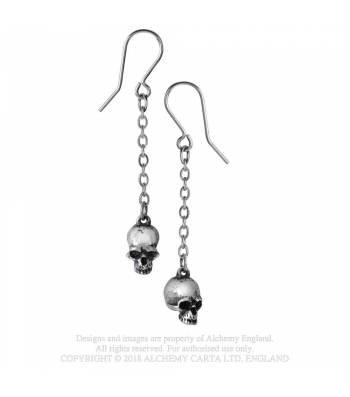 Alchemy of England - Deadskull Earrings