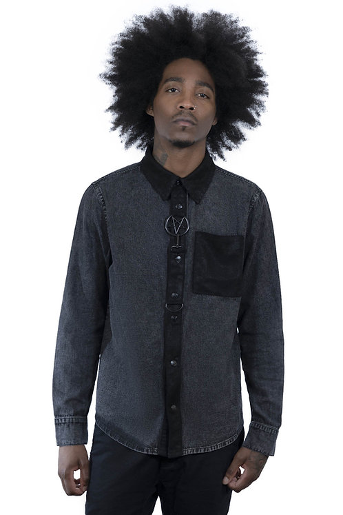 Killstar - Unleash Me Button-Up Shirt