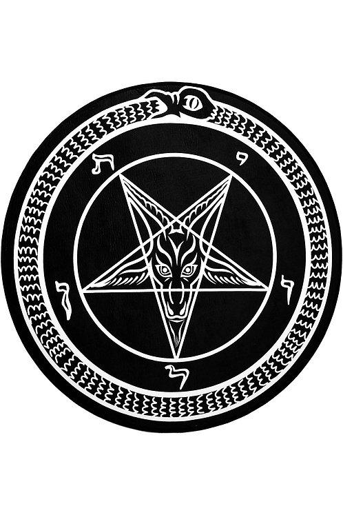 Killstar- Black Mass Rug