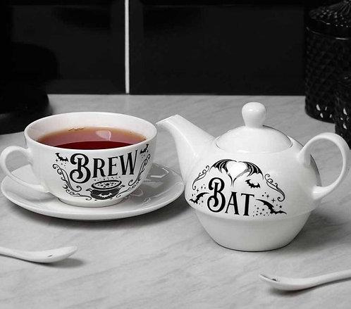 Bat Brew Tea Set