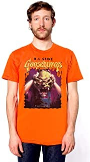 Men T-shirt-Goosebumps/Mutant,Safty