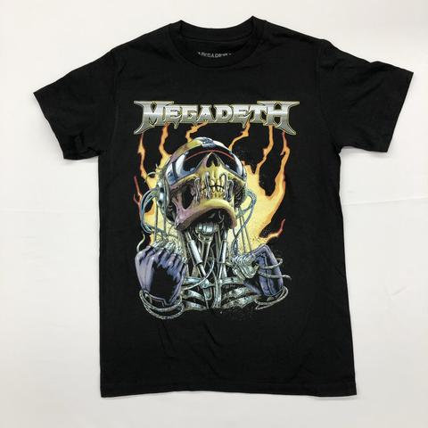 Music Band T-shirt-Megadeth