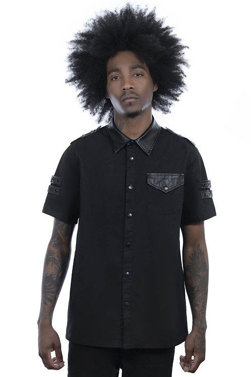 Killstar - Trooper Button-Up Shirt