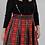 Thumbnail: Jawbreaker - Tartan Studded Skirt
