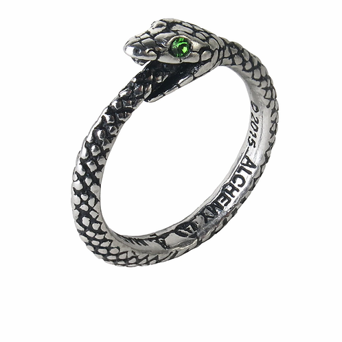 Alchemy of England - The Sophia Serpent Ring