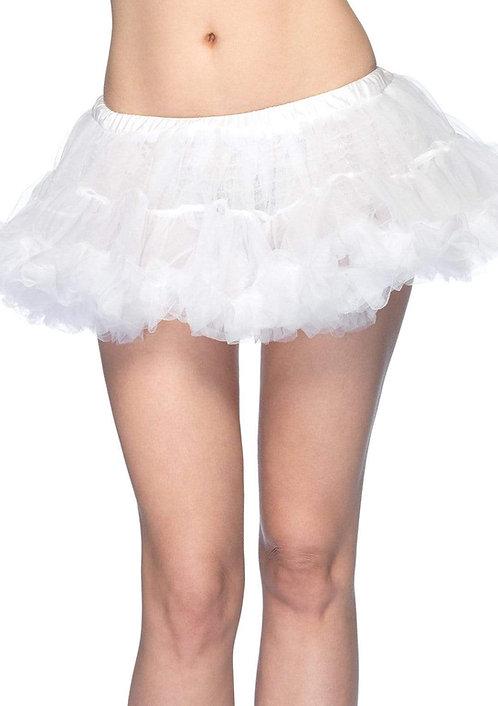 Leg Avenue - Puffy Chiffon Mini Petticoat