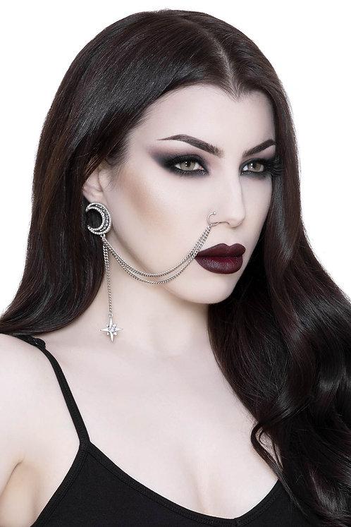 Killstar - Hazelle Nose Chain