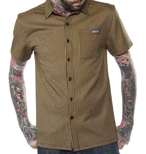 Sourpuss - Men's Kustom Kreeps Shirt