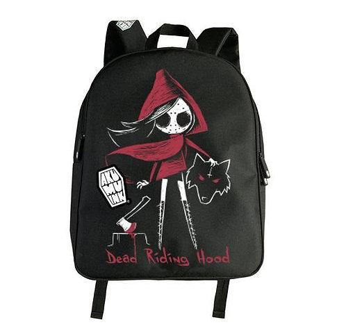 Akumu Ink-Dead Riding Hood RPET BackPack