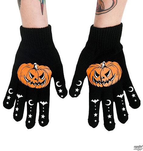 Too Fast - Halloween Gloves