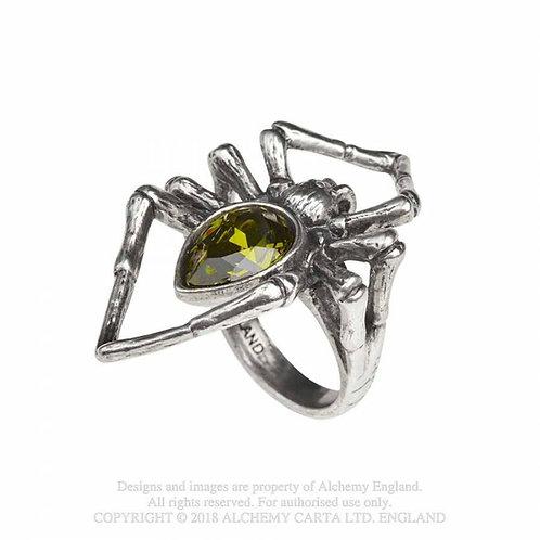 Alchemy of England - Emerald Venom Ring