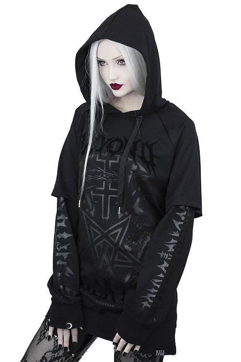 Killstar - Beyond Death Hoodie Sweater