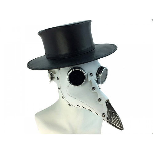 KBW-Plague Dr.White leather