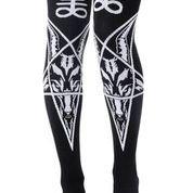 Killstar-Leviathan Long Socks