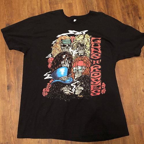 Music Band T-Shirt-Guns N Roses