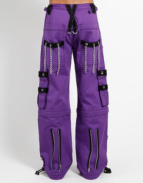 Tripp-Purple Dark cuff Pant
