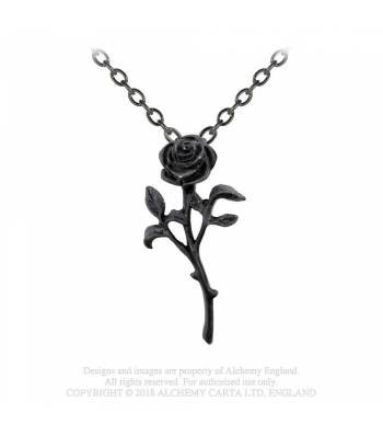 Alchemy of England -The Romance of The Black Rose Necklace
