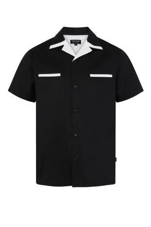 Chet Rock by Hell Bunny - Men's Bowling Shirt