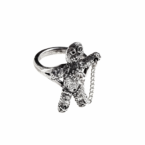Alchemy of England - Voodoo Doll Ring