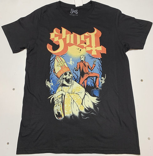 Music Band T-shirt - Ghost