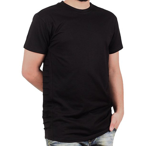 Bleeker and Mercer - Ripped Sides T-Shirt