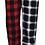 Thumbnail: Jawbreaker - Bicolour Tartan Pants