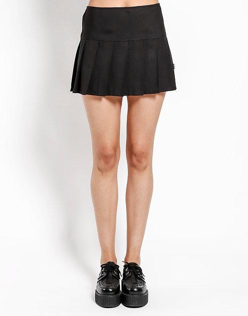 Tripp NYC - Pleated Black Skirt