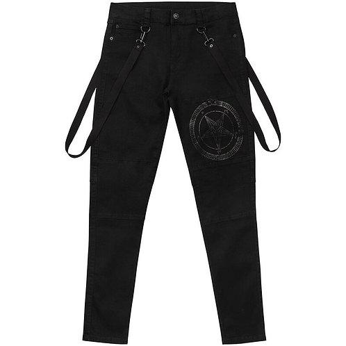 Killstar - Bondage Pants