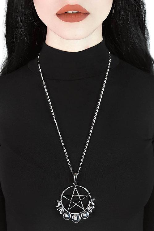 Killstar - Opus Pentagram Necklace