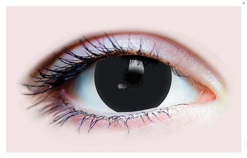 Eye Contacts - Black Mini Sclara