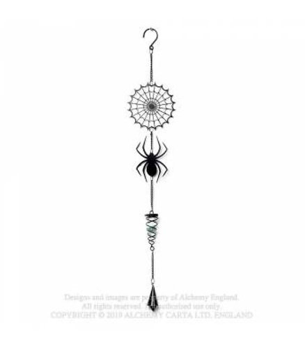Alchemy of England - Spider Web Wind Chime