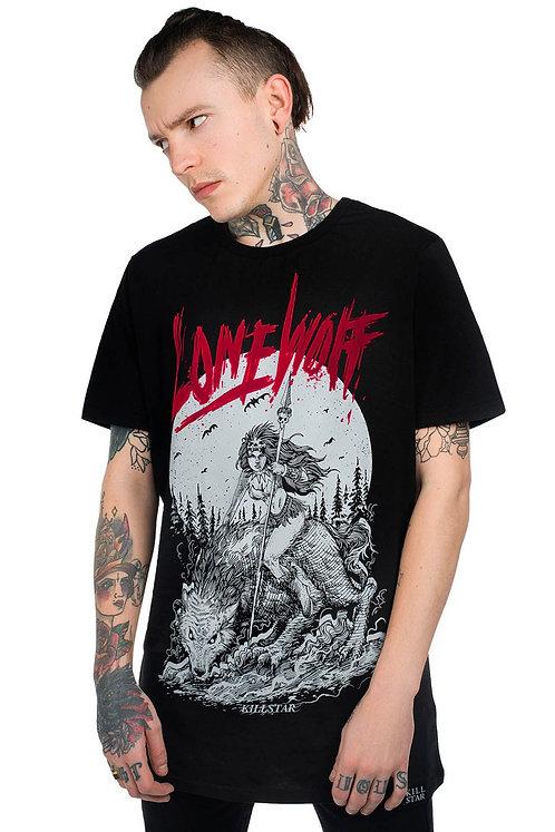 Killstar - Lone Wolf T-Shirt