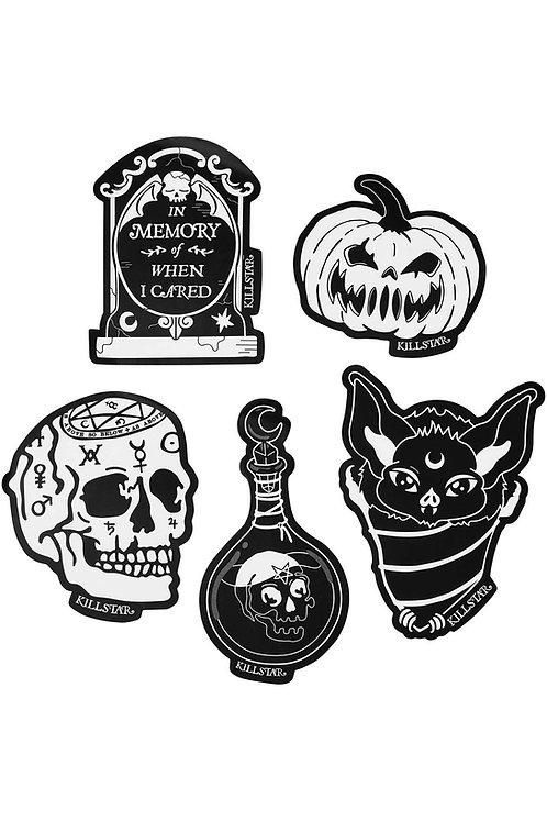 Killstar - Feeling Spooky Sticker Pack