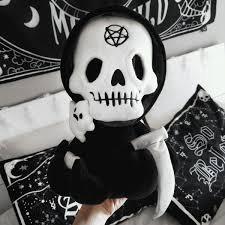 Killstar-Grim Reaper Plush Toy