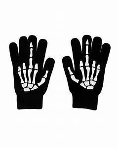 Rat Baby - Skeleton Gloves