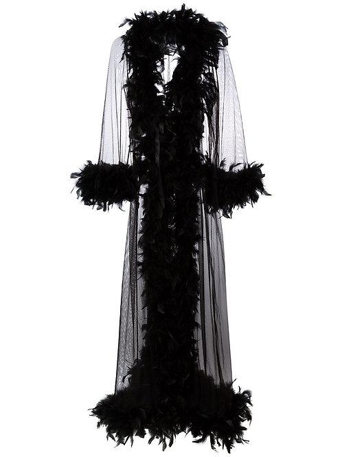 Beardance - Long Sheer Robe