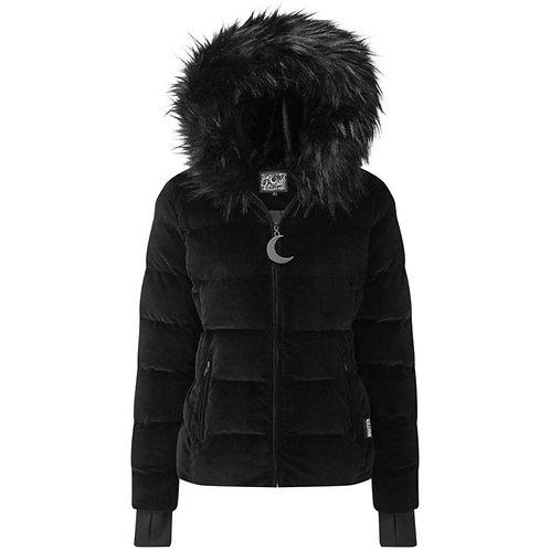 Killstar- Lisa Luna Velvet Jacket